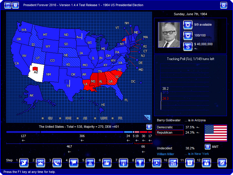 1964 US Presidential Election
